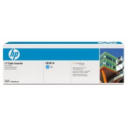 HP COLOR LASERJET CB381A CYAN