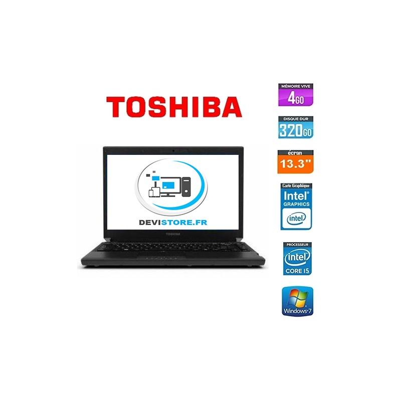 Toshiba Porte R830 Core I5 Reconditionne