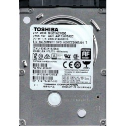 Toshiba MQ01ACF050 interne 500 Go