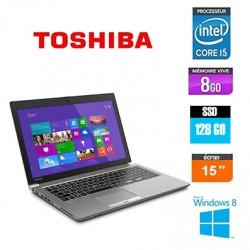 TOSHIBA Z50-A-1CR I5 8Go 128SSD