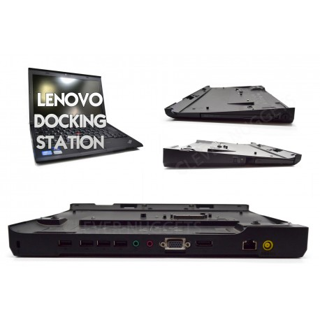 LENOVO dock station d acceuil X220 X230 04W6846 optical drive