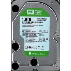 "HDD 1To 3.5"" WESTERN DIGITAL"