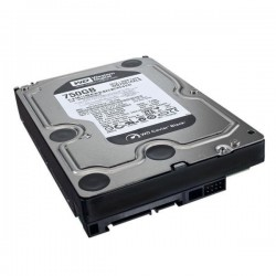 "HDD 750Go 3.5"" WESTERN DIGITAL"