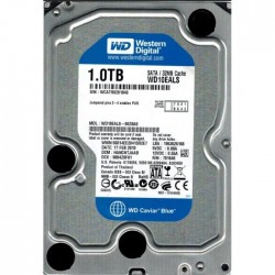 "HDD 4 To 3.5"" WESTERN DIGITAL"