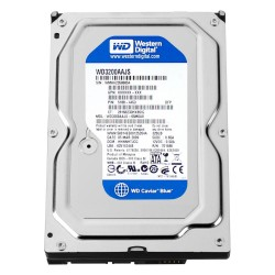 "HDD 320Gb To 3.5"" WESTERN DIGITAL BLUE"