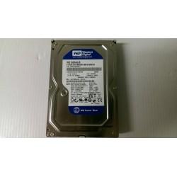 """HDD 160Gb To 3.5"""" WESTERN DIGITAL CAVIAR BLUE"""