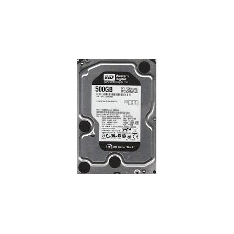 "HDD 500Go To 3.5"" WESTERN DIGITAL"