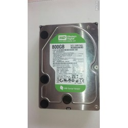 "HDD 800Go To 3.5"" WESTERN DIGITAL"