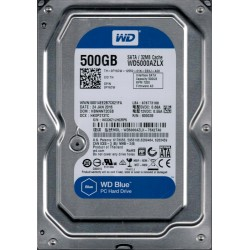 "HDD 500 Go 3.5"" WESTERN DIGITAL"