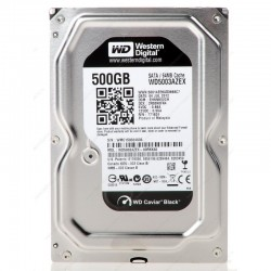 "HDD 500 Gb 3.5"" WESTERN DIGITAL"
