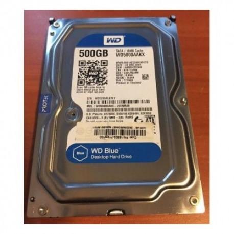 """HDD 500 Go 3.5"""" WESTERN DIGITAL"""