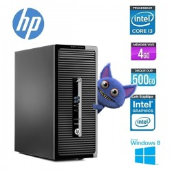 HP PRODESK 400 G2 CORE I3