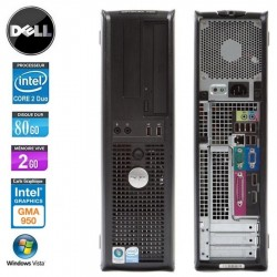 DELL OPTIPLEX 760 MINITOWER