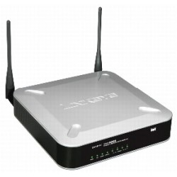 LINKSYS WIRELESS G VPN ROUTER AVEC RANGEBOOSTER
