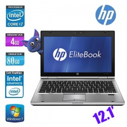 HP ELITEBOOK 2540P CORE I7 - GRADE B
