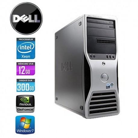 DELL PRECISION T5500 Xeon X5650 2,67 Ghz