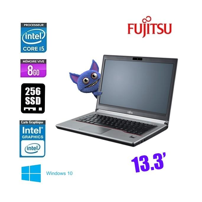 FUJITSU LIFEBOOK E376 - GRADE A