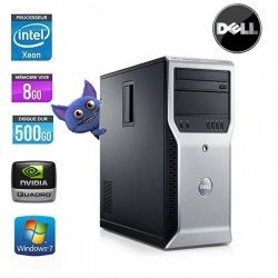 DELL PRECISION T1600 XEON E3-1245 3.3Ghz
