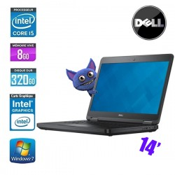 DELL LATITUDE E5440 CORE I5 4310U - QWERTY