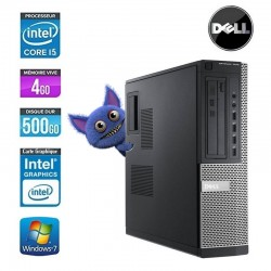 DELL OPTIPLEX 7010 DT CORE I5 3470 3.2GHZ 4GO 500GO
