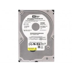 "HDD 250 Go 3.5"" WESTERN DIGITAL"