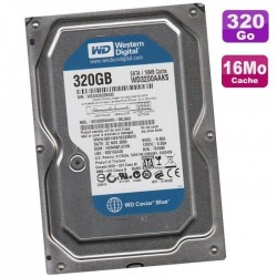 "HDD 320 Go 3.5"" WESTERN DIGITAL"