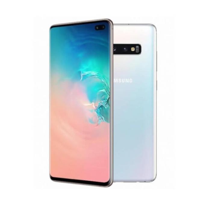 Samsung Galaxy S10 Plus 128Go Blanc Prisme