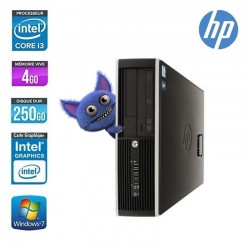 UC DESKTOP HP 6000 PRO SFF CORE I3