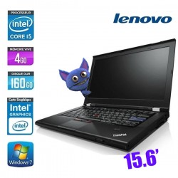 LENOVO THINKPAD T510 CORE I5 520M - GRADE C