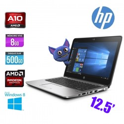 HP ELITEBOOK 725 G3 A10-8700B - GRADE B