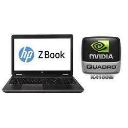 """HP ZBOOK 17"""" I5 - GRADE C"""
