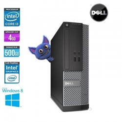 UC DESKTOP DELL OPTIPLEX 3020 SFF CORE I3 4150 3.5GHZ