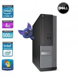 DELL OPTIPLEX 3020 SFF I3 4150 3.5Ghz- W7
