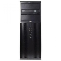 HP COMPAQ 8000 ELITE UC TOWER CORE 2 DUO E8400