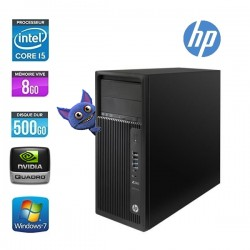 HP WORKSTATION Z240 CORE I5 6500 3.2GHZ