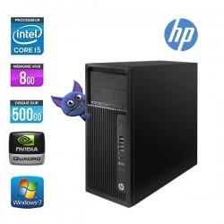 HP WORKSTATION Z240 CORE I5 6500 3.2GHZ