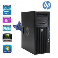 HP WORKSTATION Z420 XEON E5-1620 3.6GHZ