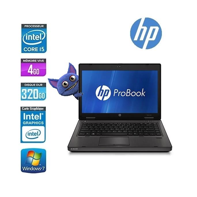 HP PROBOOK 6470b Core i5