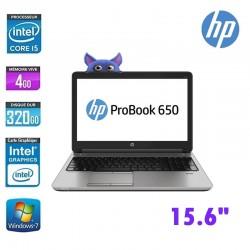 HP PROBOOK 650 G1 CORE I5 4210M - GRADE B