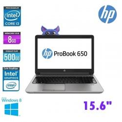 HP PROBOOK 650 G2 CORE I3 6100U - GRADE C
