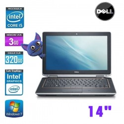 DELL LATITUDE E6420 CORE I5 2520M 2.5GHZ
