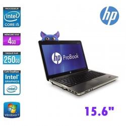 HP PROBOOK 6560B CORE I5 2520M - GRADE C