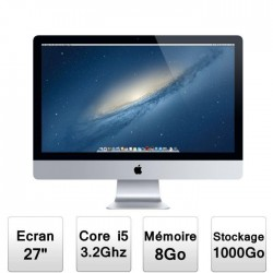APPLE IMAC 27 Intel Core i5 3.2Ghz