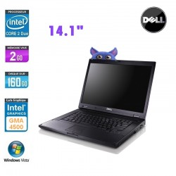 DELL LATITUDE E5400 CORE 2 DUO P8600 - GRADE B