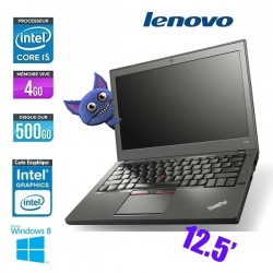 LENOVO THINKPAD X240 CORE I7
