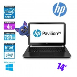 HP PAVILION 14-N200SF CORE I3 4005U