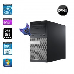 DELL OPTIPLEX 9020 CORE I5 4670 3.4Ghz