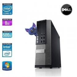 DELL OPTIPLEX 7010 SFF CORE I5 3570 3.4GHZ 8GO 500GO