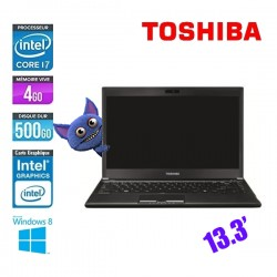 TOSHIBA PORTEGE R930-18W CORE I7 3540M 3.0Ghz - GRADE B