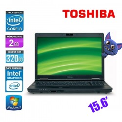 TOSHIBA PORTEGE R930-11H CORE I3 2370M 2.4GHZ